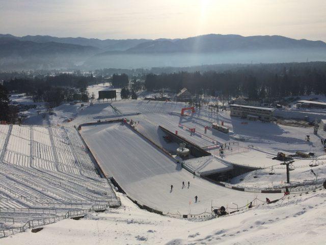 第97回全日本スキー選手権大会 NC スタートリスト