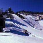 第97回全日本スキー選手権大会 NC オフィシャルトレーニング