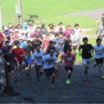 2019 8/9 スノーハープマラソン