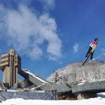 第72回長野県高等学校スキー選手権大会