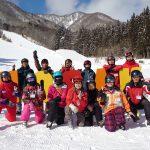 2019-20シーズン白馬村スノースポーツ教室